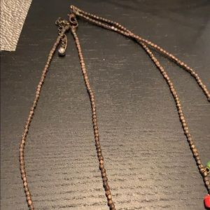 American Eagle Outfitters Jewelry - American Eagle double necklace